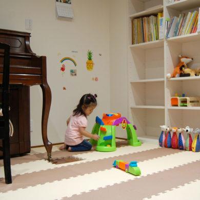 子育てママのための託児室ルーム付きクラス
